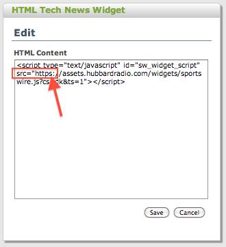 Custom Front Page Widgets (HTML)16
