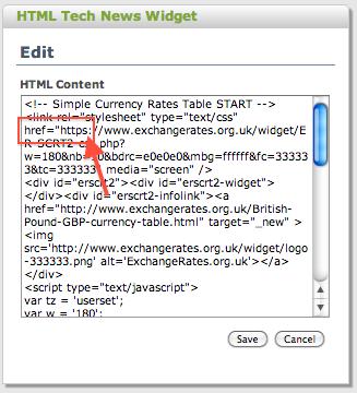 Custom Front Page Widgets (HTML)19