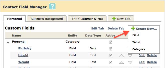 Manage User Defined Fields4