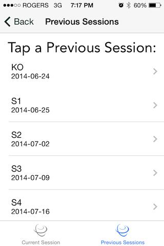 Mobile App for Attendance & Awards7